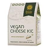 Druids Grove Vegan Brie/Camembert Kit (Nondairy Cheese) ☮ Vegan ⊘ Non-GMO ❤ Gluten-Free ✡ OU Kosher Certified