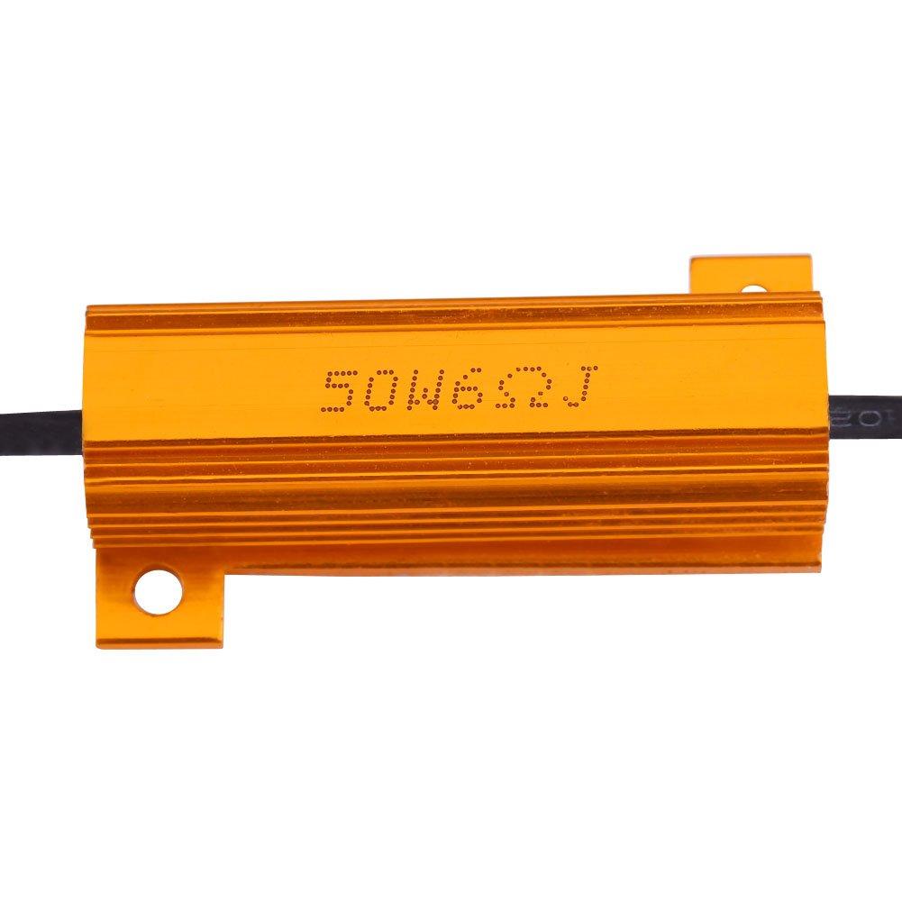 Indicatore di direzione 2 Mod DRL Indicatore di direzione auto Basso consumo energetico Buona dissipazione del calore T20 7440 bianco + ambra