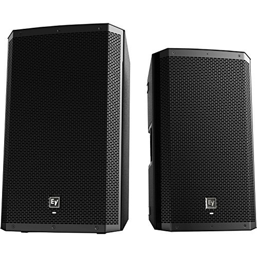 (EV Electro-Voice ZLX-15P Powered Speaker PAIR)