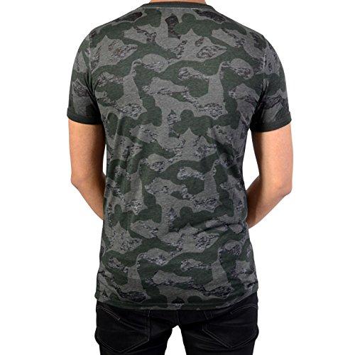Cerises Temps Homme shirt Le Vert T Des qBw7xxUE