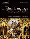 The English Language: A Linguistic History