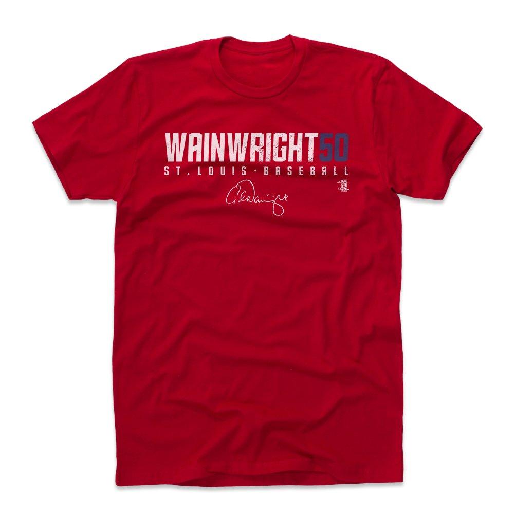 Adam Wainwrigh St Louis Baseball Apparel Adam Wainwright Wainwright50 1442 Shirts