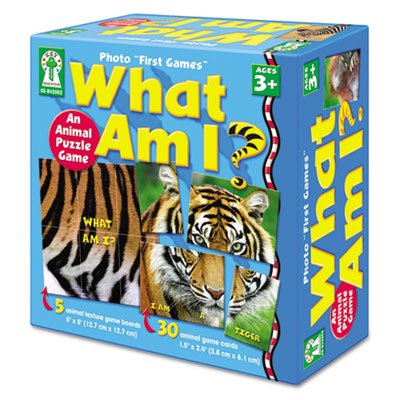 Photo First Games, What Am I, Sold as 1 Each