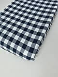 Changing Pad Cover - Navy Plaid