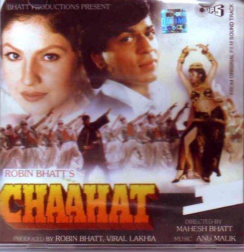 Chaahat (Hindi Music/ Bollywood Songs / Film Soundtrack / Shahrukh Khan / Pooja Bhatt/ Various artist / Anu Malik by Various artist (2007-03-11)