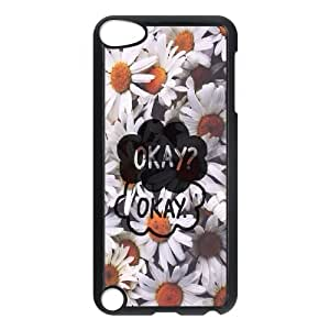 T-TGL(RQ) Custom Brand New Phone Case for Ipod Touch 5 Personalized Okay Okay case