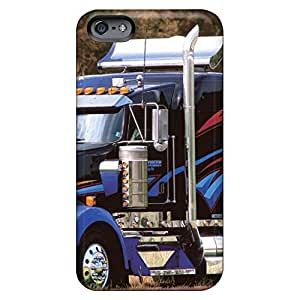 forever phone skins For Iphone Cases Shock Absorbing iphone 4 /4s - kenworth w900l custom