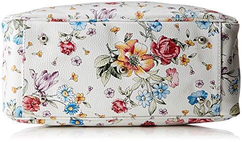 Main Borse Cbc7718tar Chicca Sacs Portés Multicolore fiori aRIn6qwF7n