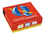 Quicktionary: A Game of Lightning-Fast Wordplay (Games)