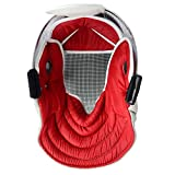 ThreeWOT Fencing Mask, Fencing Epee Mask,350N CE