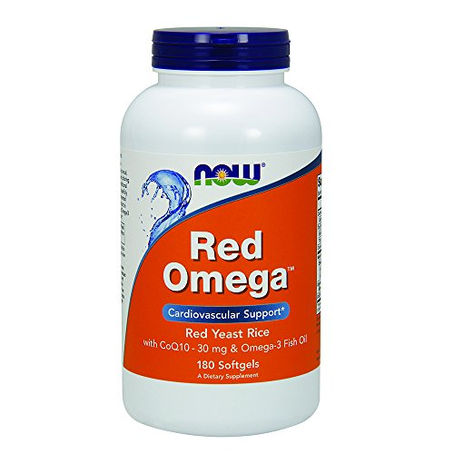 NOW Red Omega 180 Softgels