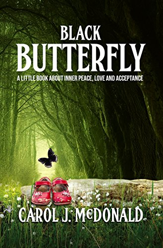 Black Butterfly: A Story About Wonder and Wondering (English Edition)