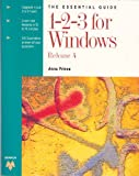 1-2-3 for Windows Release 4, Anne Prince, 0911625755