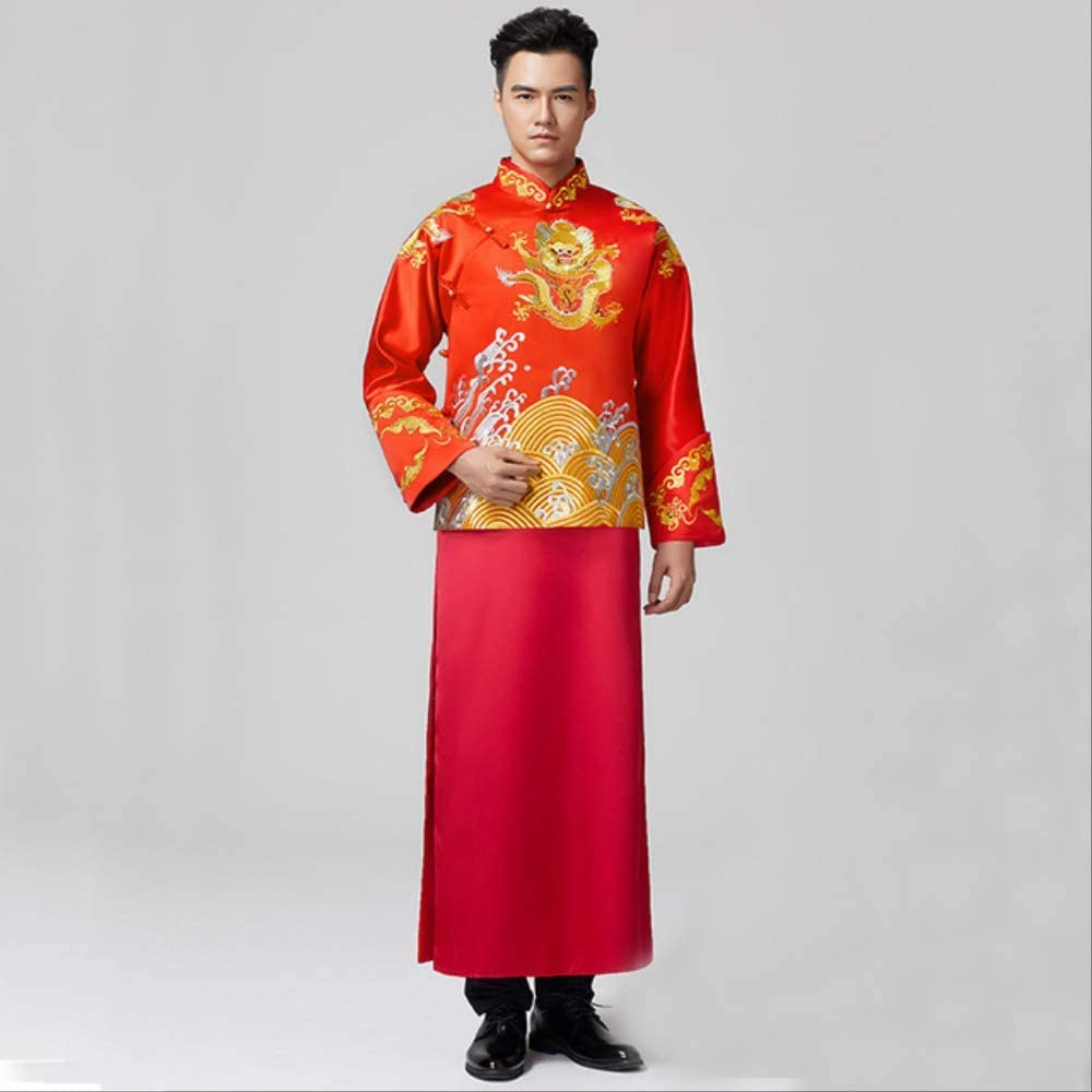 XFLOWR Haushaltswaren Chinesische Kleider Brautkleider des