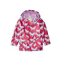 Hatley Kids Womens Decorative Butterflies Raincoat (Toddler/Little Kids/Big Kids)