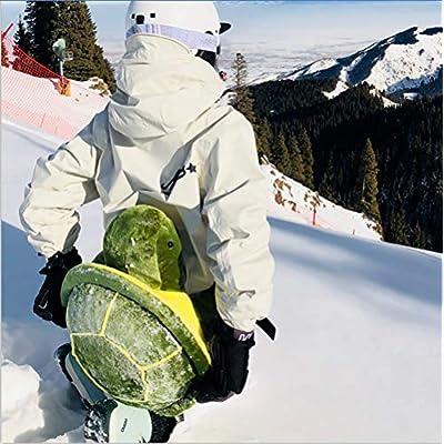 jkbfyt Turtle Ski Hip Pad Knee Pad, Adult Kids Outdoor Sports Skiing Skating Snowboarding Hip Protective Snowboard Protection Ski Gear Children Knee Pad Hip Pad : Sports & Outdoors