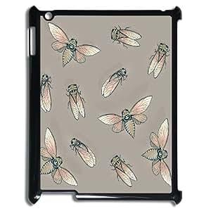 ZK-SXH - Summer Cicadas Brand New Durable Cover Case Cover for iPad2,3,4, Summer Cicadas Cheap Cell Phone Case