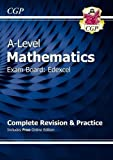 New A-Level Maths for Edexcel: Year 1 & 2 Complete Revision & Practice with Online Edition (CGP A-Level Maths 2017-2018)