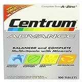 Cheap Centrum Advance (100 Tablets)