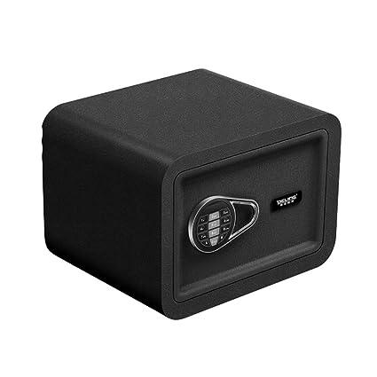Cajas fuertes Caja fuerte de seguridad electrónica con caja de seguridad pequeña y segura para el