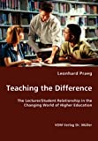 Teaching the Difference, Leonhard Praeg, 383643847X