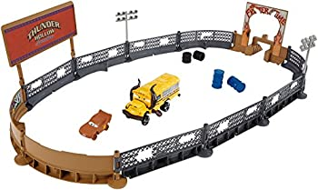 Disney Pixar Cars 3 Crazy 8 Crashers Smash & Crash Derby Playset 1