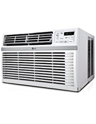 LG LW8016ER 8,000 BTU 115V Window-Mounted AIR Conditioner wit...