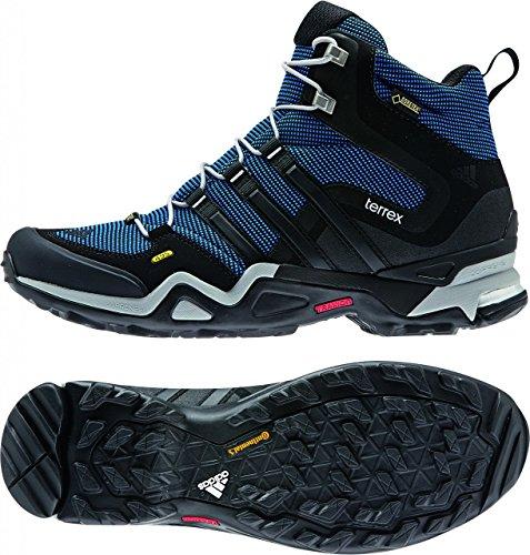 uk availability 05171 817ff Terrex clear Adidas Hombres core Trekking Onix Gtx High X Black Botas Blue  Fast PdSOFd