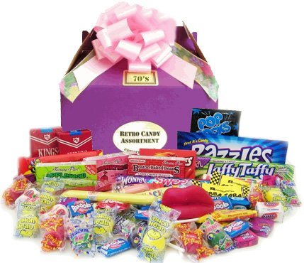 1970's Spring Time Memory Gift Box