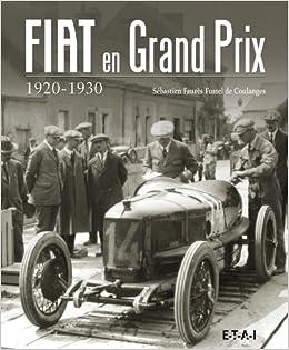 fiat en grand prix 1920 1930 本 通販 amazon