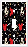 BB MICKEY MOUSE CHILDREN & NURSERY LIGHT SWITCH
