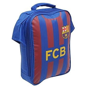Official Football Merchandise - Bolsa para almuerzo, diseño de camiseta de equipos de fútbol Barcelona FC Talla:Approx 29 x 22 x 6cm: Amazon.es: Deportes y ...