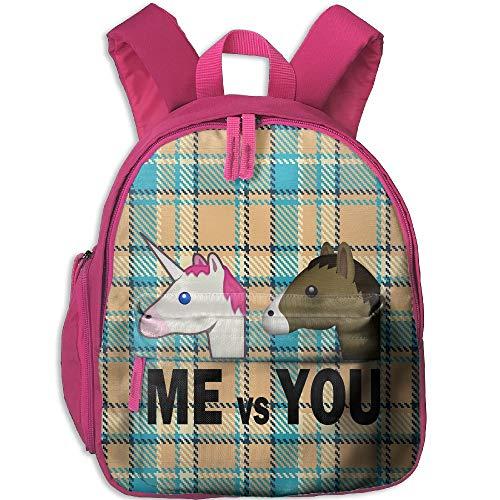 VHGJKGIN You Horse Me Unicorn Unisex Original Backpack (Kids) -