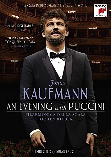 DVD : An Evening with Puccini (DVD)