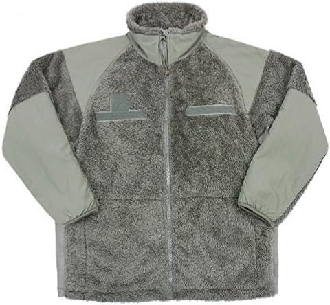 MFHHighDefence US Fleece Chaqueta GEN III Lev.3 Clima frío
