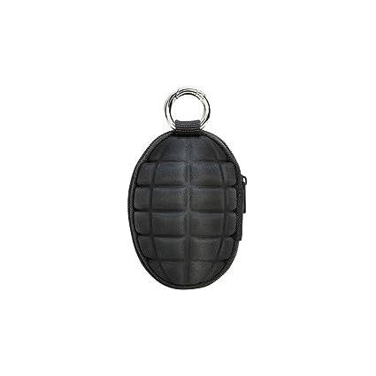 Amazon.com: Negro con forma de granada de mano estilo ...