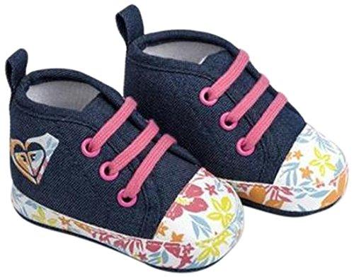 Zapatos rosas Roxy para bebé hKuNh8KK