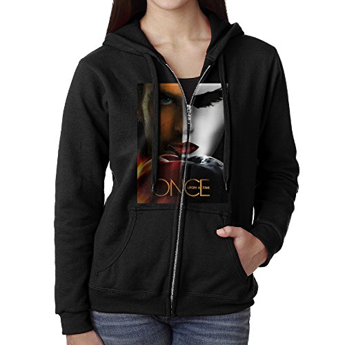 Women's Once Upon A Time Full Zip Hoodie ()