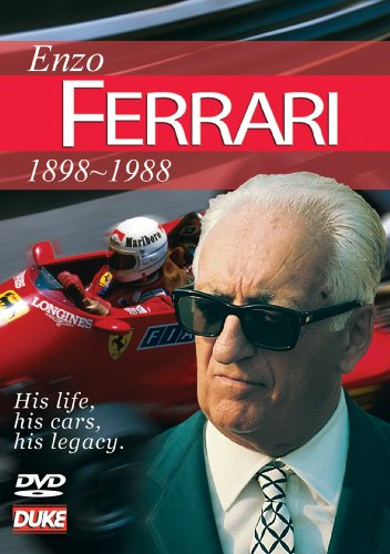 Enzo Ferrari (1898-1988) (Usa Ferrari)