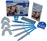 Best At Home Teeth Whitening Premium Teeth Whitening System - Teeth Whitening Kit - Fast Results - Professional Grade - Whiter and Brighter Teeth - Easy to Use At Home - All Inclusive Complete Teeth Whitening Package