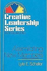 Assimilating New Members Paper (Creative leadership series) Paperback