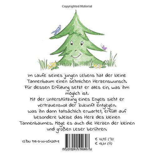 Geschichte Vom Weihnachtsbaum.Die Geschichte Vom Kleinen Tannenbaum Amazon De Kerstin Floh