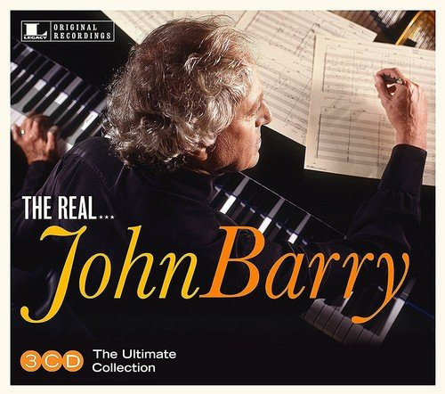 John Barry - The Real John Barry - 3CD - FLAC - 2016 - NBFLAC Download
