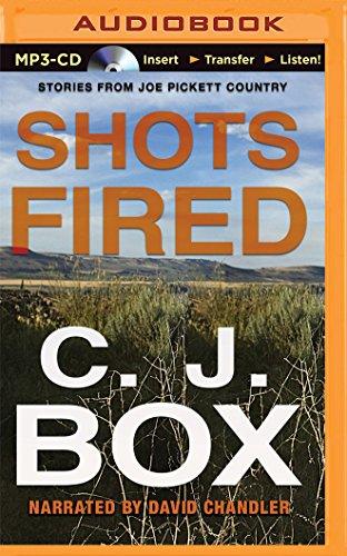 (Shots Fired (Joe Pickett Series))