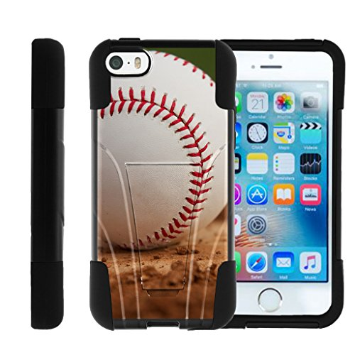 Compatible for Apple iPhone SE Case   iPhone 5/5s Case  Two