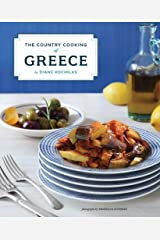 The Country Cooking of Greece by Diane Kochilas (2012-09-19) Hardcover