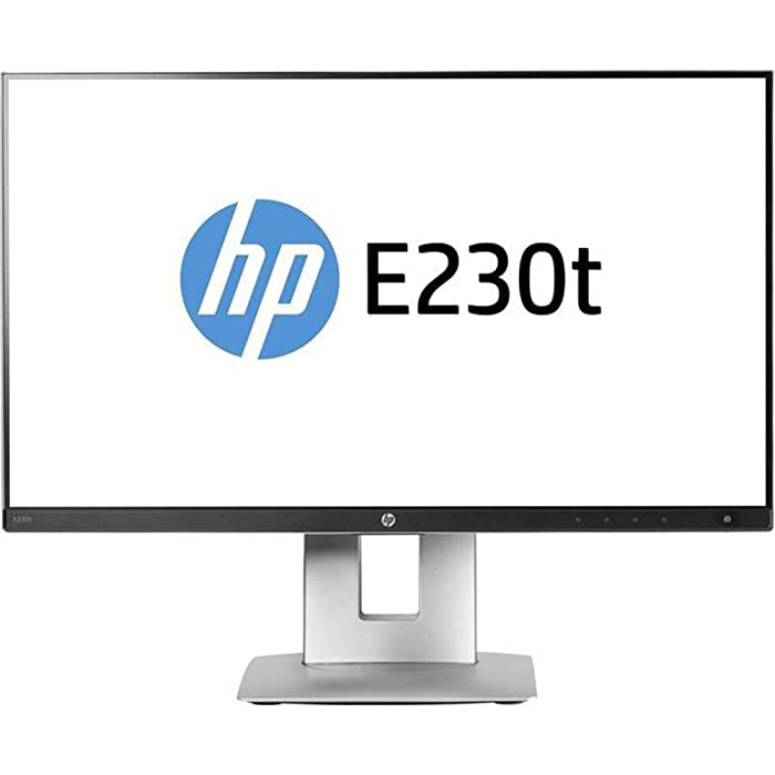 "HP Business E230t 23"" LED LCD Touchscreen Monitor - 16:9-5 ms"
