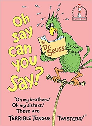 amazoncom oh say can you say 9780394842554 theodor seuss geisel books