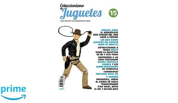 Revista Coleccionismo de Juguetes - Nº 15: Amazon.es ...