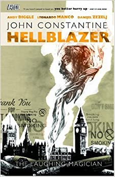 Book Hellblazer: The Laughing Magician